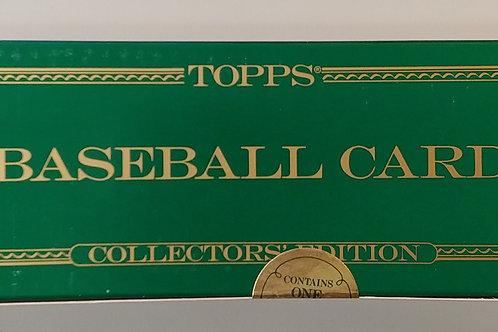 1988 Topps Baseball Sealed Tiffany Set