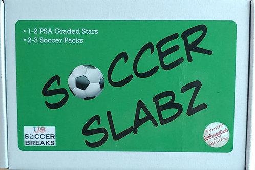 Soccer Slabz Mystery Box
