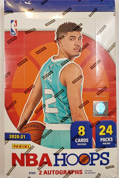 2020 Hoops Hobby Basketball (Personal Pack Only)