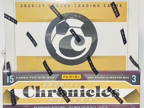 2020 Chronicles Soccer:45 Spot Random Card Group Break