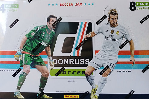 2016 Donruss Soccer (Personal Pack Only)