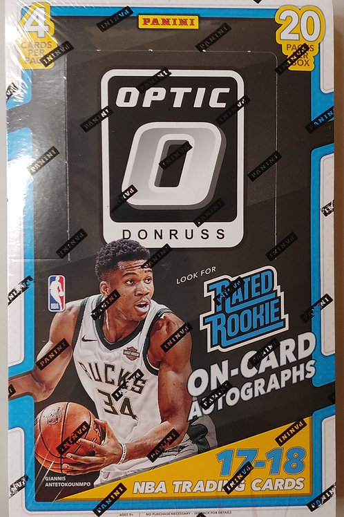 2017 Optic Basketball Retail Pack (Personal Pack Only)