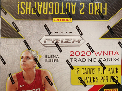 2020 WNBA Prizm Basketball Hobby (Personal Pack Only)