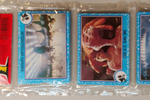 1982 Topps ET Rack Pack (Personal Rack Only)
