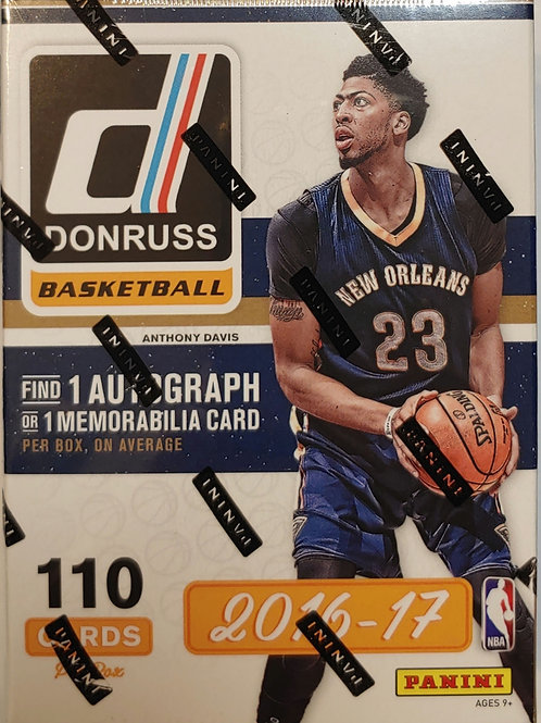 2016 Donruss Basketball Blaster Pack (Personal Pack Only)