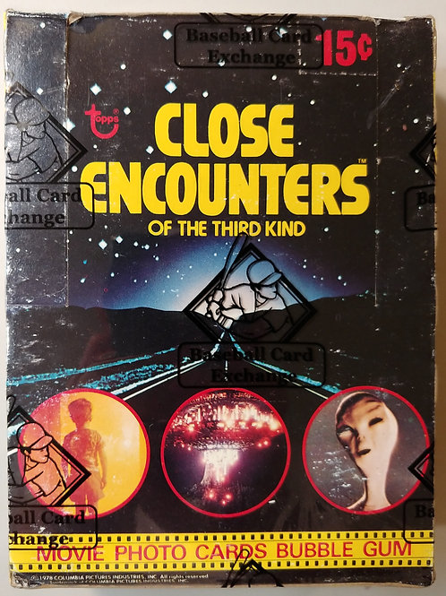 1978 Close Encounters of the Third Kind (Personal Pack Only)