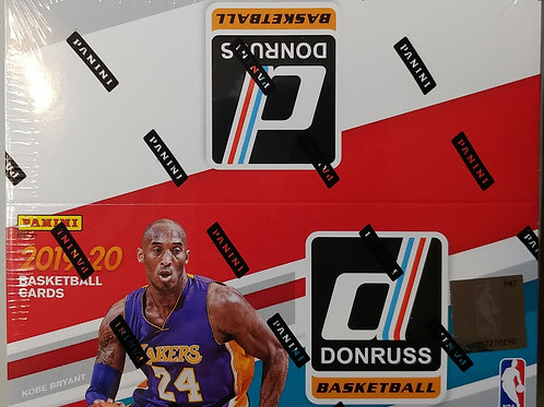 2019 Donruss Retail Basketball (Personal Pack Only)