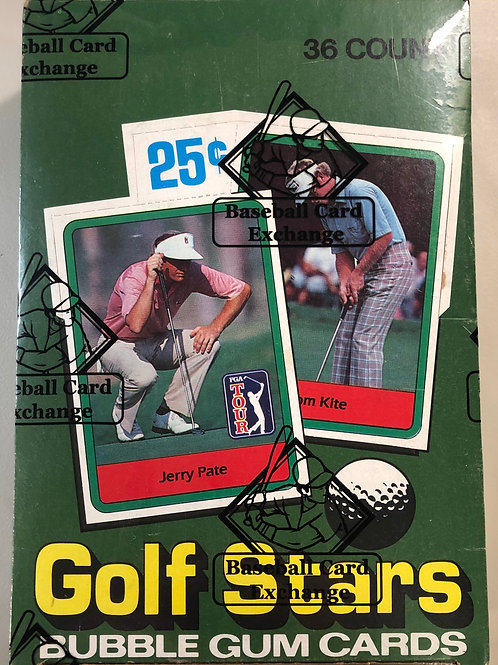 1982 Donruss Golf Wax Pack (Personal Pack Only)