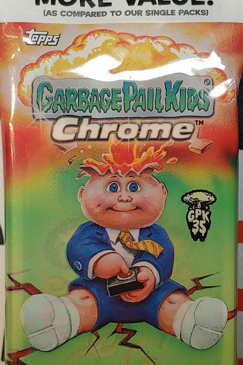 2020 Garbage Pail Kids Series 3 Fat Pack (Personal Pack Only)