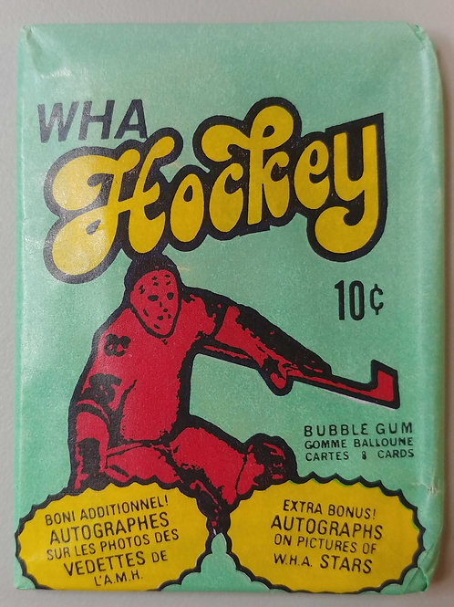 1974 O Pee Chee WHA Hockey (Personal Pack Only)