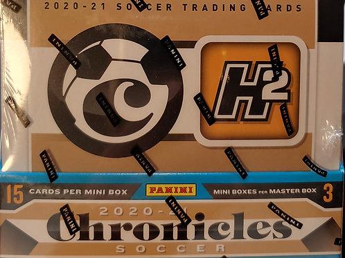2020/21 Chronicles H2 Hybrid Soccer (Full Box Rip)