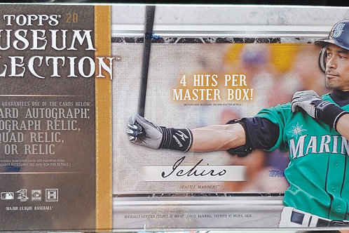 2020 Topps Museum Collection Baseball (Mini Box Price)