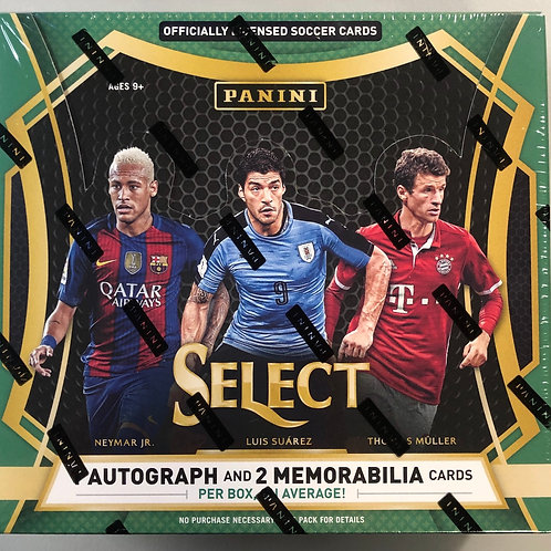 2016 Select Soccer (Personal Pack Only)