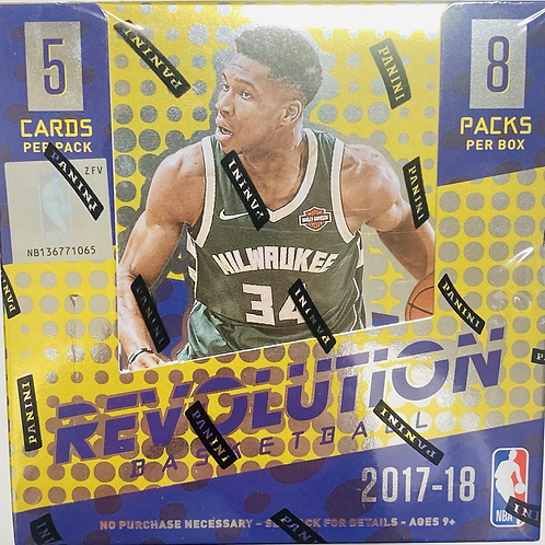 2017 Revolution Hobby Basketball (Personal Pack Only)