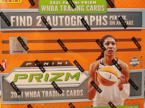 2021 WNBA Prizm Basketball Hobby Pack (Personal Pack Only)