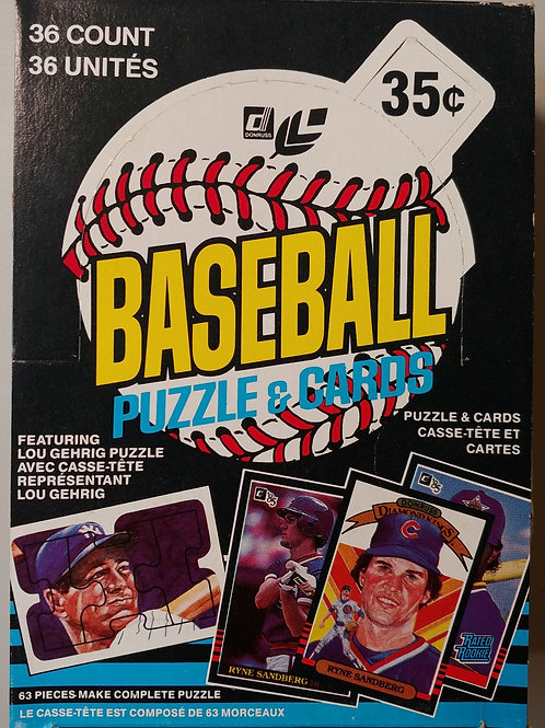 1985 Leaf Baseball (Personal Pack Only)