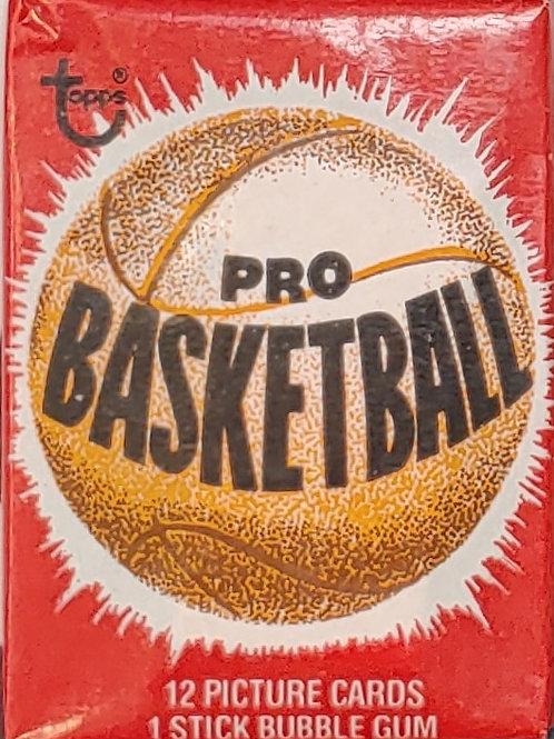 1979 Topps Basketball Wax Pack: 12 Spot Random Card Group Break