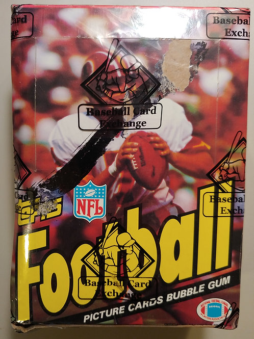 1983 Topps Football Wax Pack (Personal Pack only)