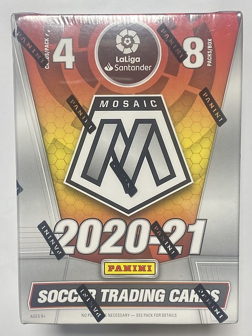 2020 Mosaic La Liga Blaster Pack (Personal Pack Only)
