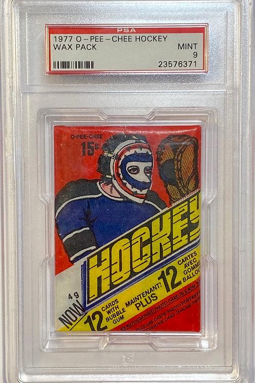 1977 OPC Hockey 12 Spot Random Card Group Break