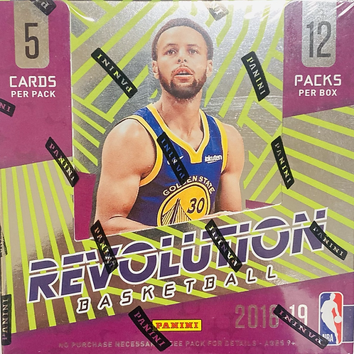 2018 Revolution New Year Basketball (Personal Pack Only)