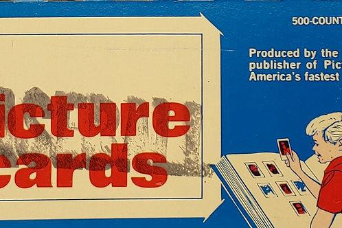 1984 Topps Football Vending 6 Spot Random Division Group Break