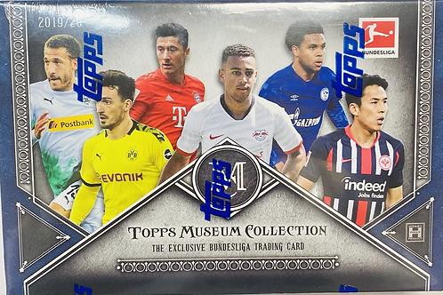 2019 Topps Museum Collection Bundesliga Soccer: 8 Spot Random Card Group Break