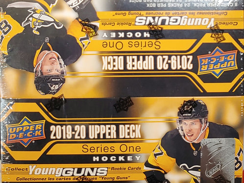 2019 Upper Deck Hockey Retail Pack (Personal Pack Only)