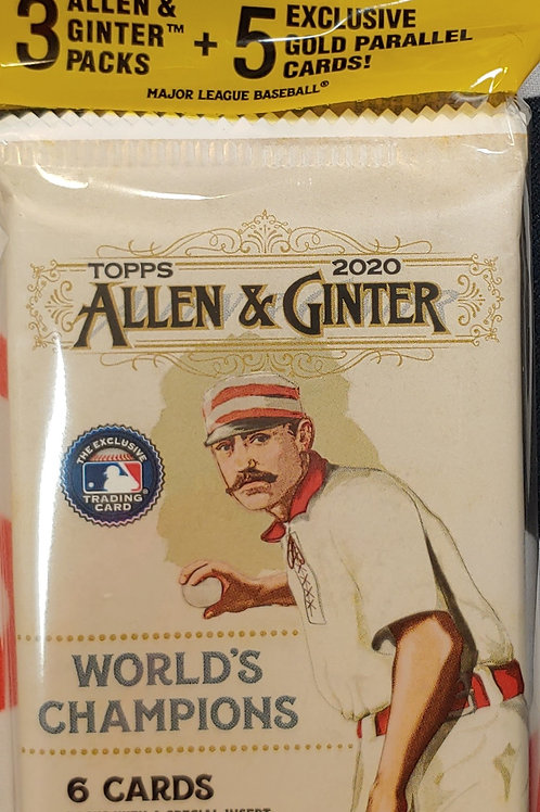 2020 Allen and Ginter Cello Pack (Personal Pack Only)