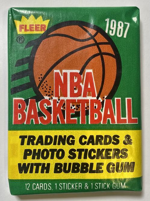 1987 Fleer Basketball: 13 Spot Random Card Group Break