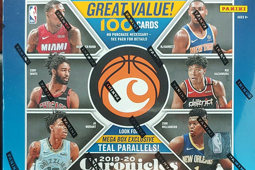 2019 Chronicles Basketball Mega Box Pack (Personal Pack Only)