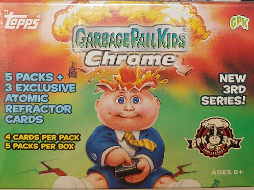 2020 Garbage Pail Kids Series 3 Blaster (Full Box Rip)