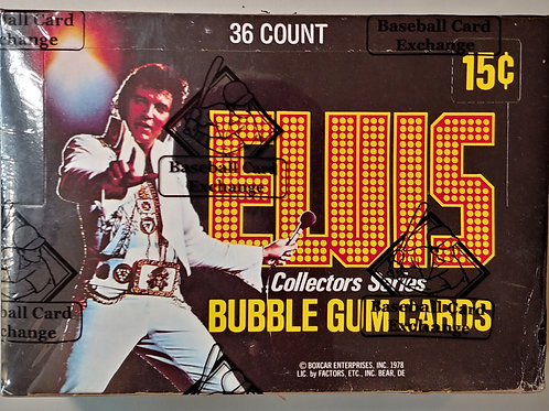 1978 Donruss Elvis Collectors Series (Personal Pack Only)