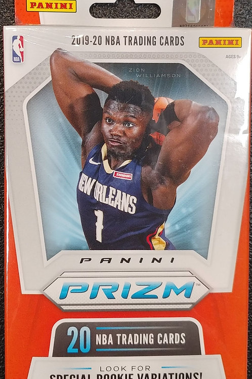 2019 Prizm Basketball Hanger Box (Full Box Rip)
