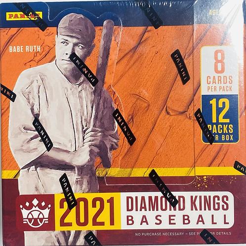 2021 Diamond Kings Hobby Baseball (Personal Pack Only)