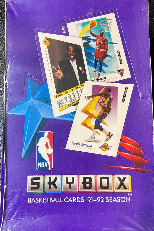 1991-1992 Skybox Basketball