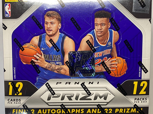 2018-19 Prizm Hobby FOTL Basketball: 1 Pack/30 Spot Random Team Group Break