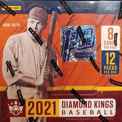 2021 Diamond Kings FOTL Baseball (Personal Pack Only)