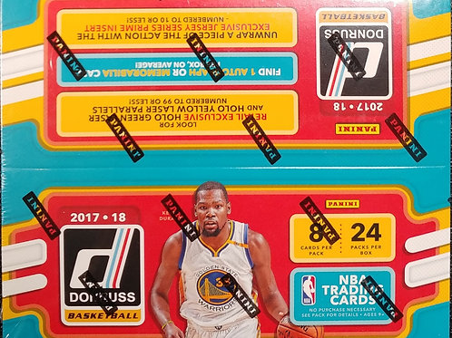 2017 Donruss Retail Basketball (Personal Pack Only)