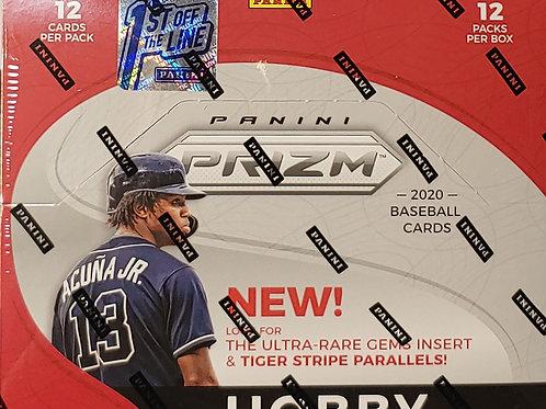 2020 Prizm Baseball FOTL (Personal Pack Only)