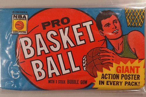 1970 Topps Basketball Series 1 Wax Pack (Personal Pack Only)