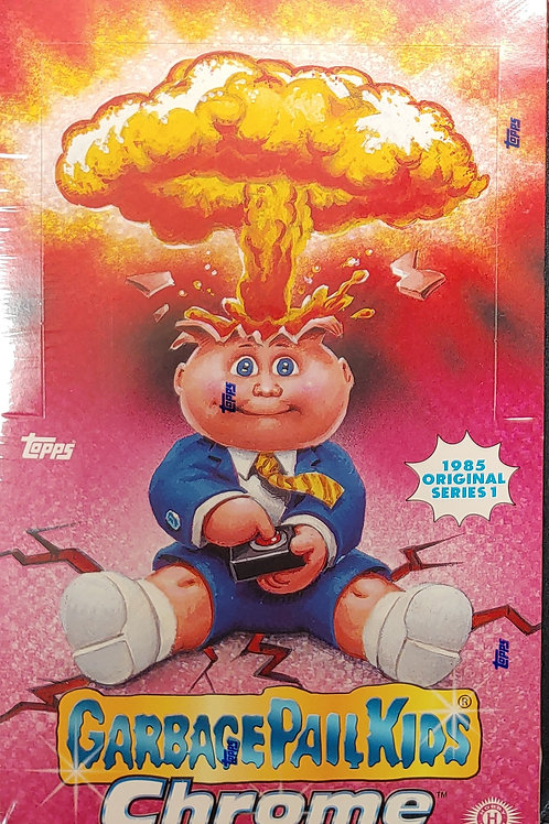 2013 Topps Chrome Garbage Pail Kids Series 1 Hobby (Personal Pack Only)