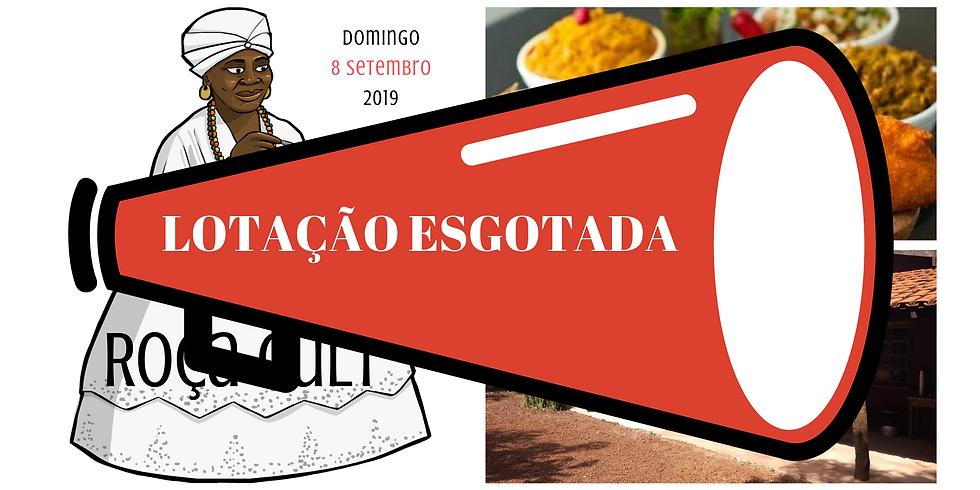 Almoço na Roça - Setembro 2019