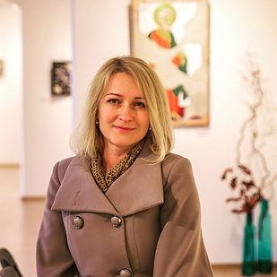 Елена Григорьевна - наш преодаватель