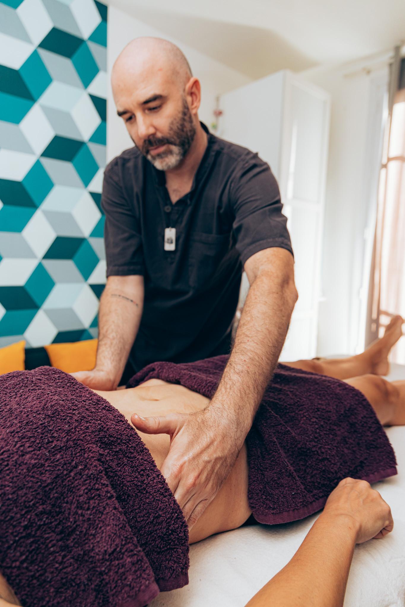 Massage Abhyanga 1h00