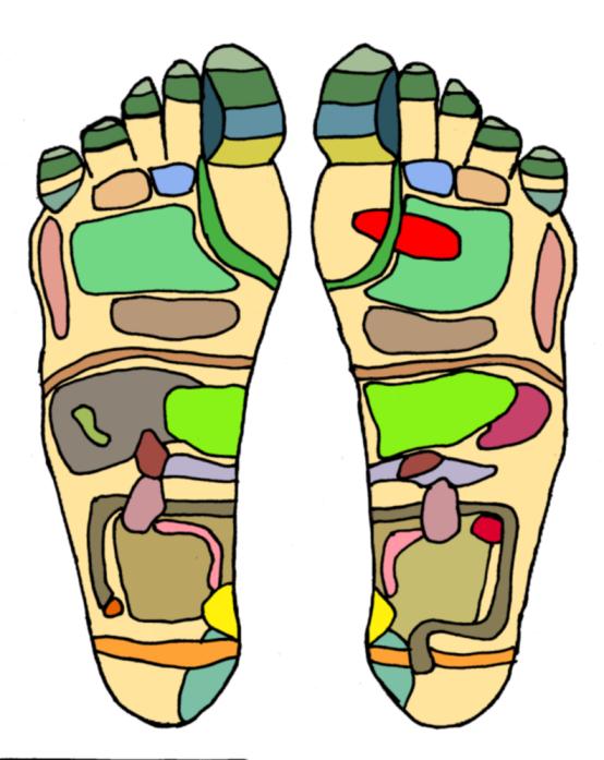 Massage Pieds / Réflexologie