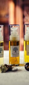 Les huiles de massage