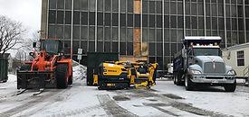 Loader Excavation
