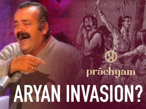 Aryan Invasion Theory Comedy: Behind the Video