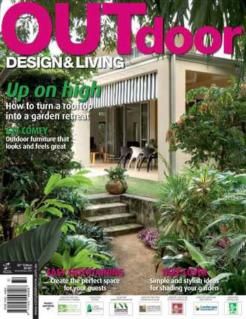 Outdoor Design & Living Magazine Edition 32 2015 Photographer Patrick Redmond